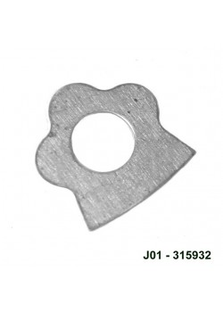 Camshaft gear lock tab, Set of 4