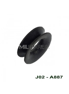 Clutch control tube, rubber