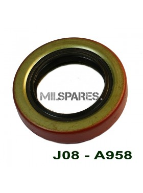 D18, output shaft seal