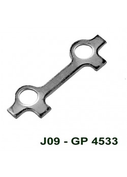 Uni joint lock strap, (6 used)