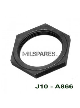 Wheel bearing nut
