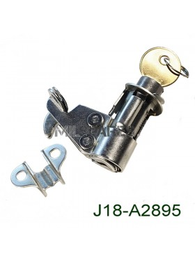 Tool box lock, with H700 key