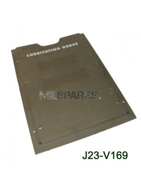 Lubrication guide pocket